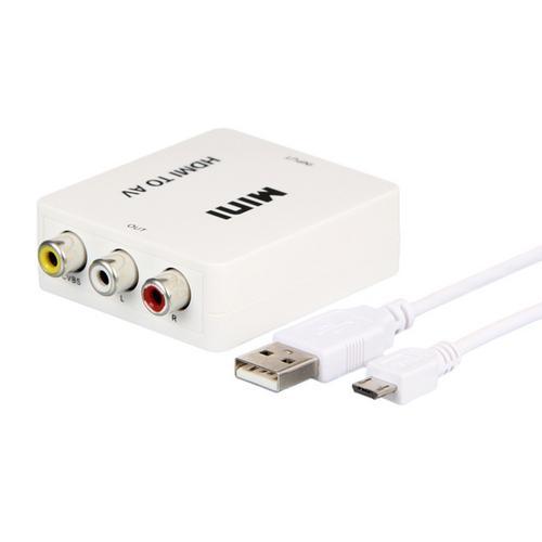 Conversor HDMI para AV RCA (HDMI2RCA)