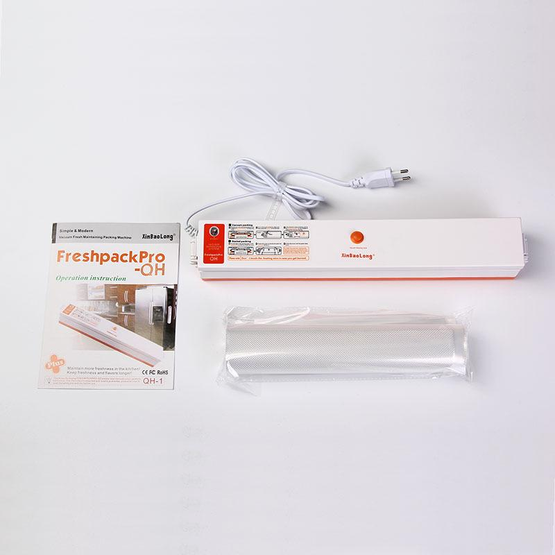 Embaladora Seladora A Vácuo Embalar Alimentos 110V