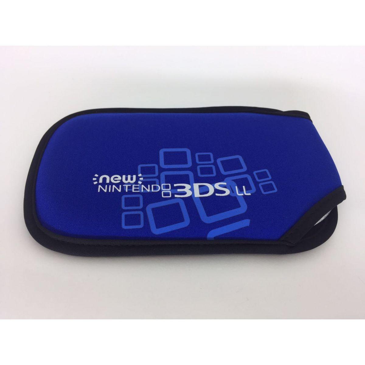Estojo Capa de Neoprene para Nintendo 3DS , 3DS XL, NEW 3DS, NEW 3DS XL, DS - Azul