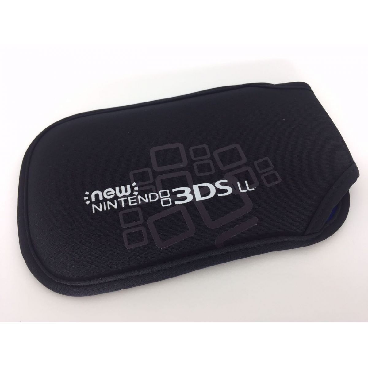 Estojo Capa de Neoprene para Nintendo 3DS , 3DS XL, NEW 3DS, NEW 3DS XL, DS Preto
