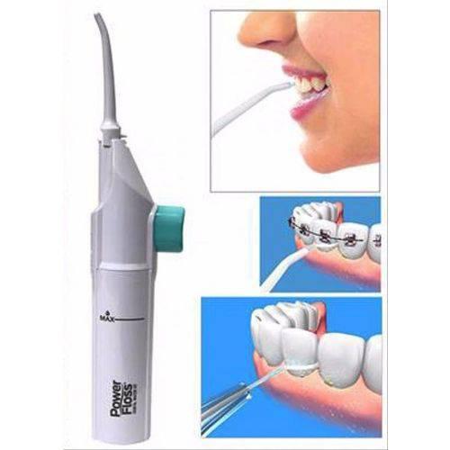 Fio Dental De Água Portátil Manual Waterpik Power Floss