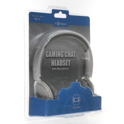 Headset com Microfone para WiiU ou celulares - Tomee