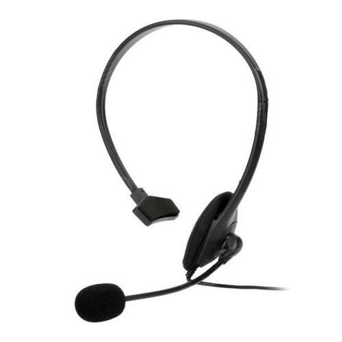 Headset Xbox 360 Live Com Microfone