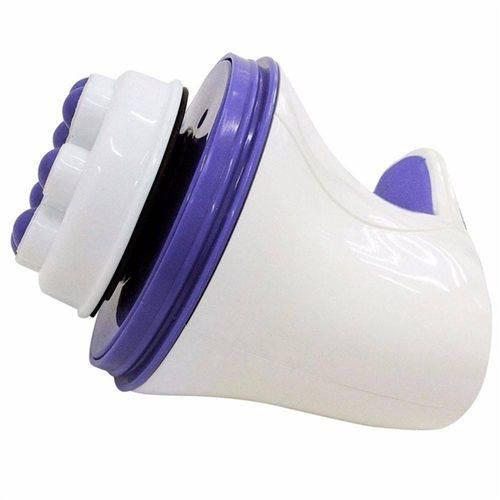 Massageador Orbital Relax Spin Tone Eletrico Para Celulite, Redução De Medidas E Flacidez
