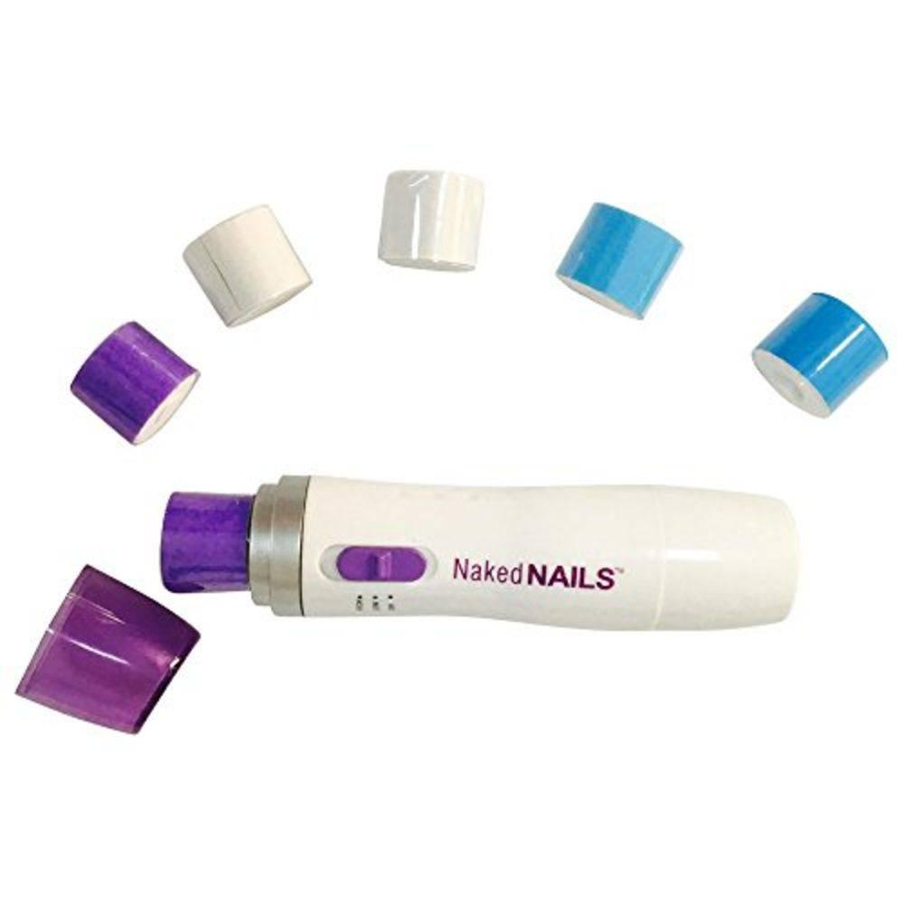 Polidor Profissional de Unhas com Acessórios Naked Nails