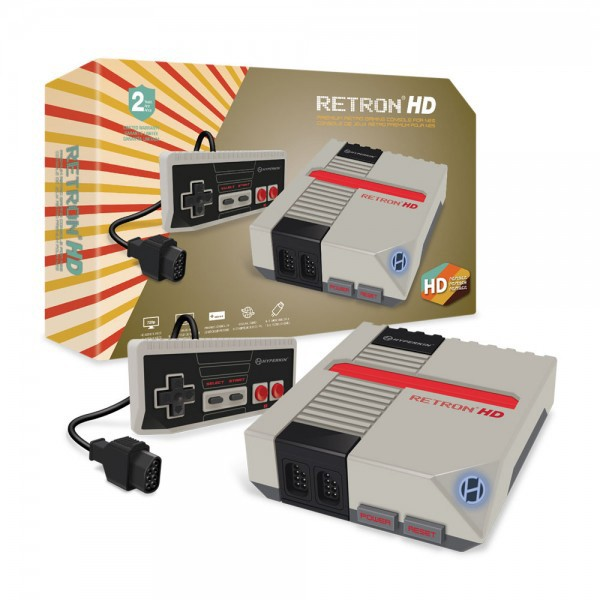 Retron HD Video Game NES - Hyperkin