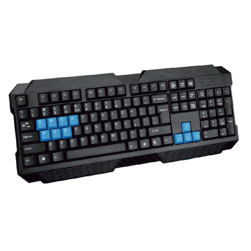 Teclado Gamer Evolution ABNT2 USB HM888 - HYPER MEGA
