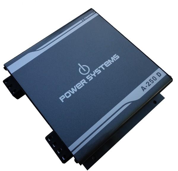 Amplificador Power Systems A250 D com 2 Canais