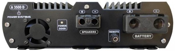 Amplificador Power Systems A3500 D com 1 Canal