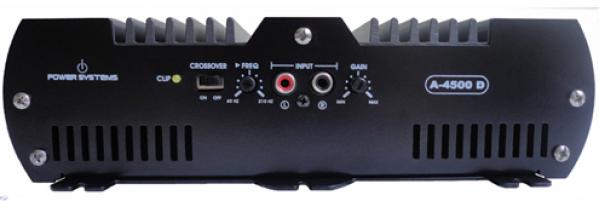 Amplificador Power Systems A4500 D com 1 Canal