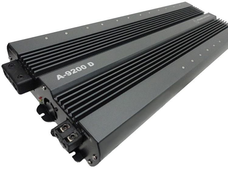 Amplificador Power Systems A9200 D com 1 Canal