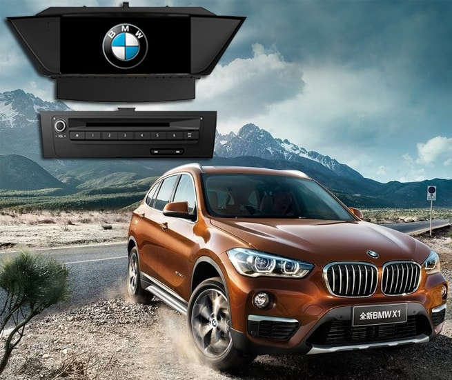 Central Multimídia Winca BMW X1