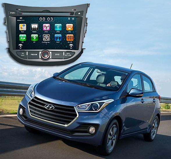 Central Multimídia Winca Hyundai HB 20