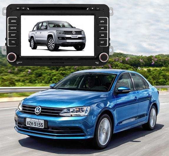 Central Multimídia Winca Volkswagen Jetta Amarok