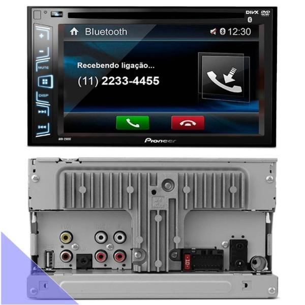 DVD Player AVH-298BT Pioneer