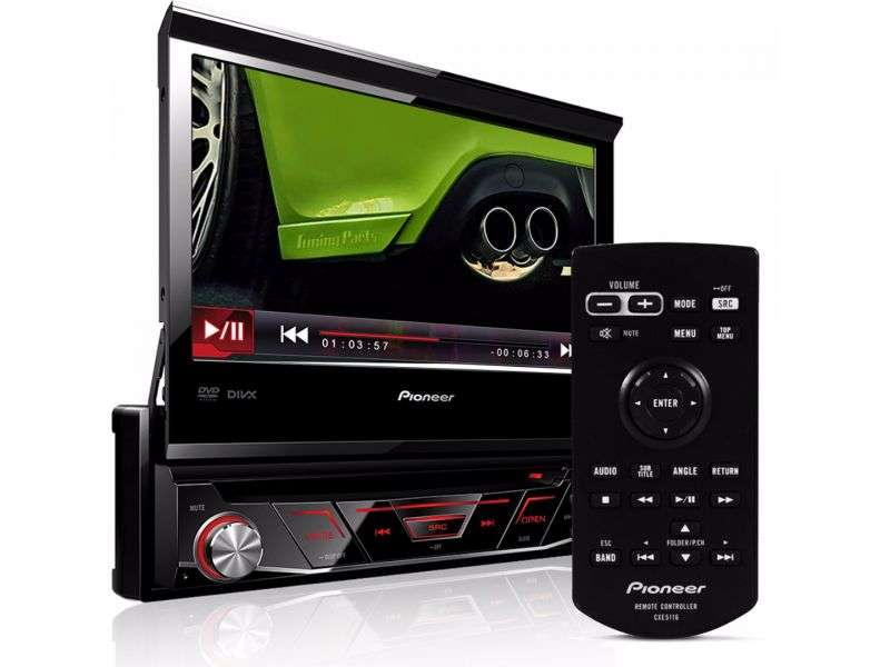 DVD Player AVH-3880DVD Pioneer