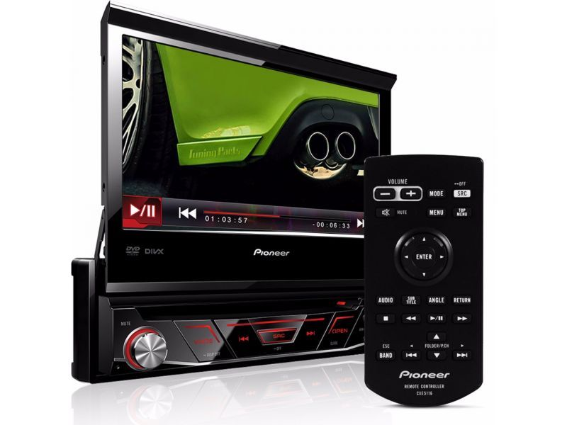 DVD Player AVH-4880BT Pioneer