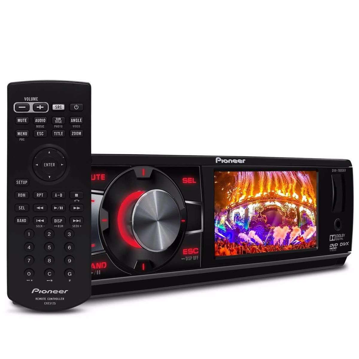 DVD Player DVH-7880AV Pioneer