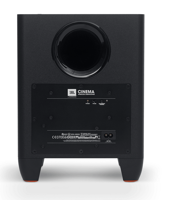 Home Theater JBL Cinema SB250