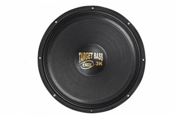 Kit Reparo Eros 18'' Target Bass 3.0k 4ohms