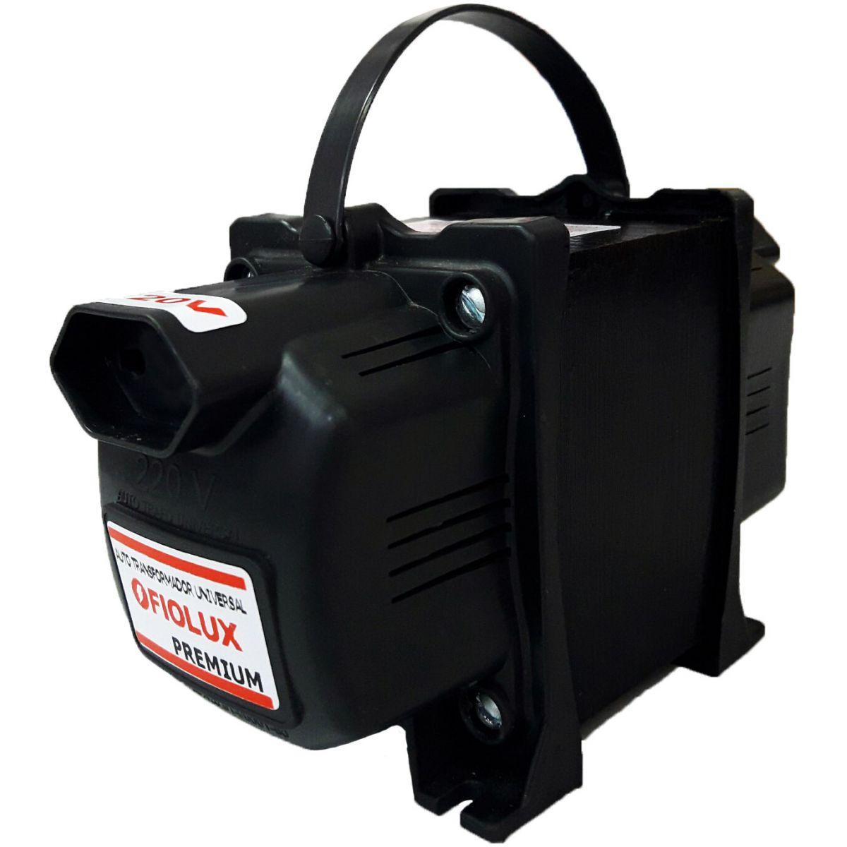 Transformador Fiolux Premium 1500VA Bivolt 110/220 e 220/110 Ref: 1500 VA