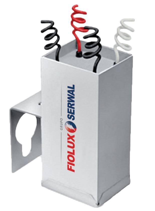 Reator para Lâmpadas Vapor Sódio/Metálico 400W 220V Externo - Com INMETRO