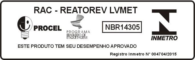 Reator para Lâmpadas Vapor Sódio/Metálico 400W 220V Interno - Com INMETRO