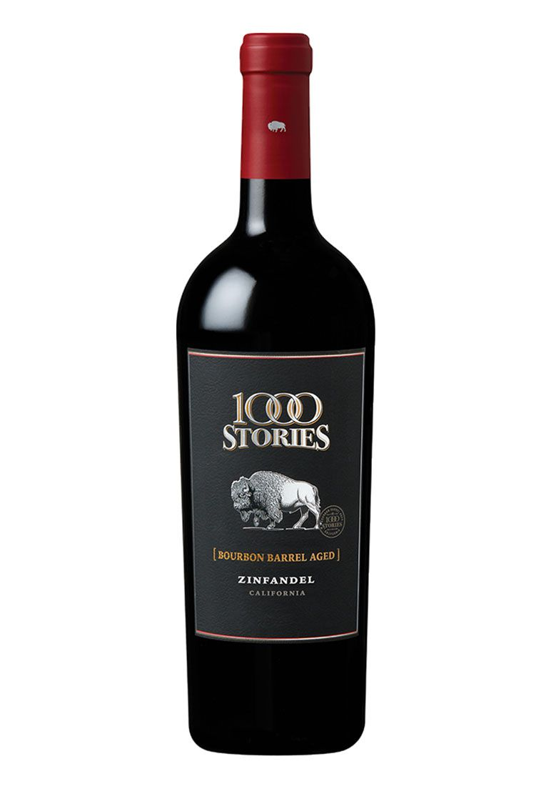 1000 Stories Zinfandel 750ml