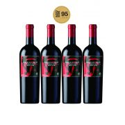 Caballo Loco Grand Cru Maipo Andes 750ml - Kit 4 Garrafas