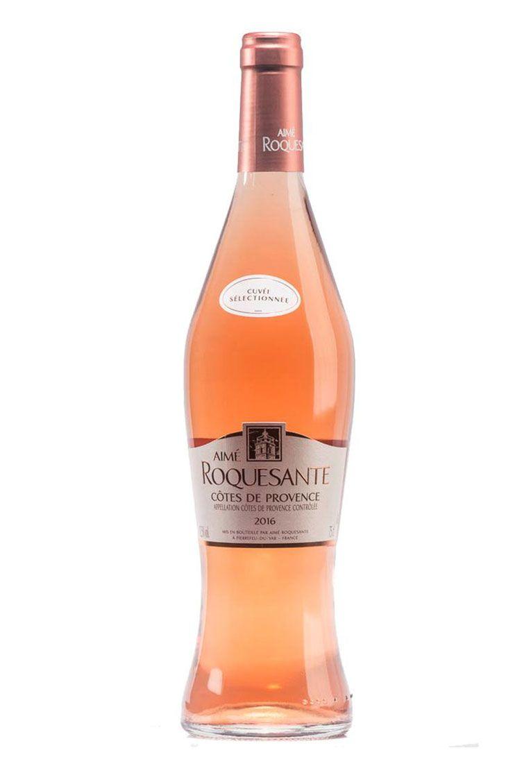 Aimé Roquesante Cuvée Selectionnée Rosé 750ml