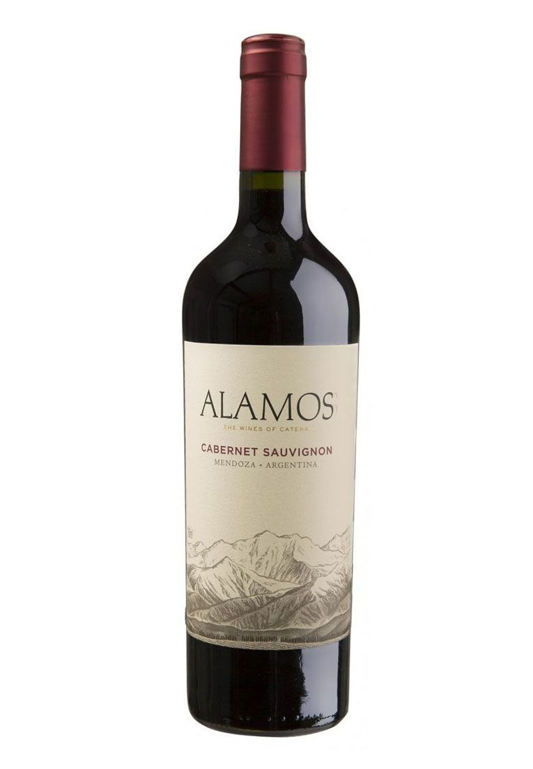 Alamos Cabernet Sauvignon 2018