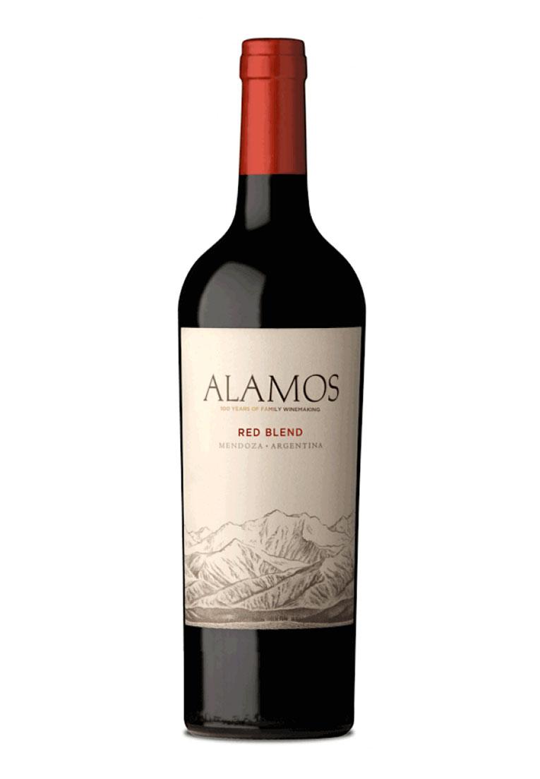 Alamos Red Blend 2019
