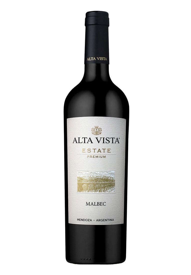 Alta Vista Estate Premium Malbec 2017