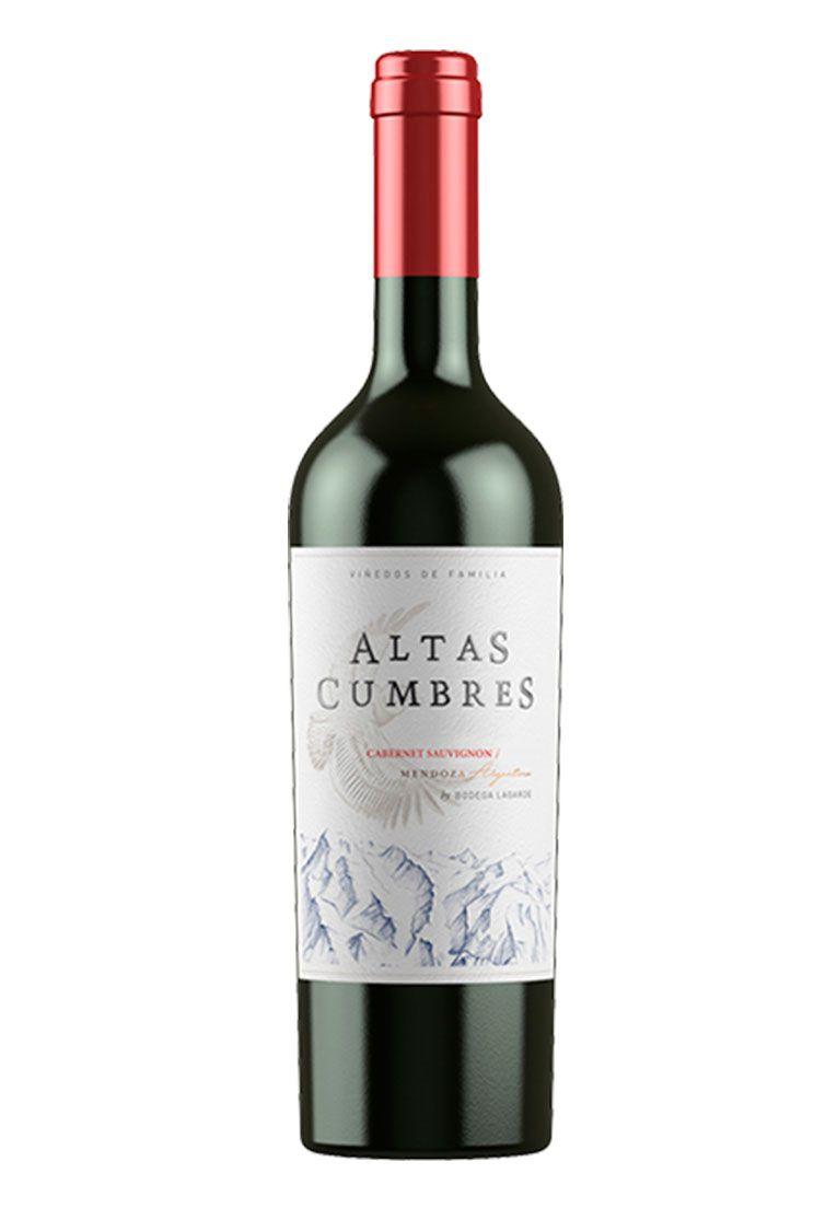 Altas Cumbres Cabernet Sauvignon 750ml