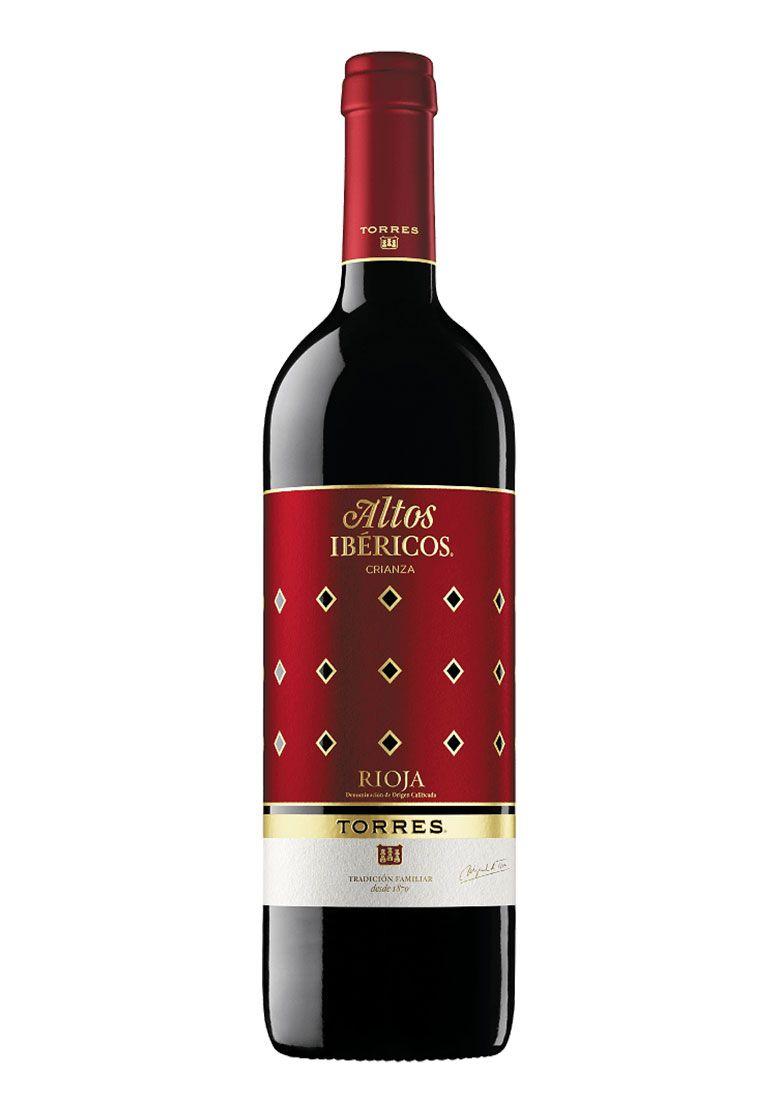 Altos Ibéricos Rioja Crianza Tempranillo 750ml