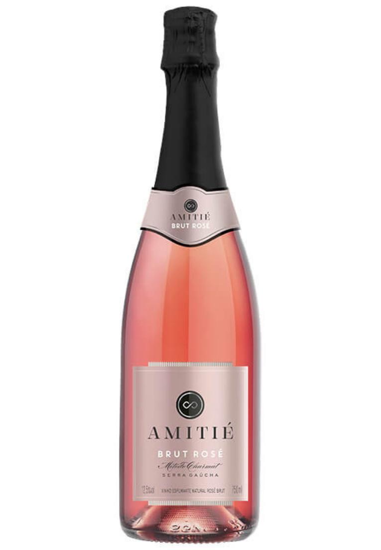 Amitié Espumante Brut Rosé