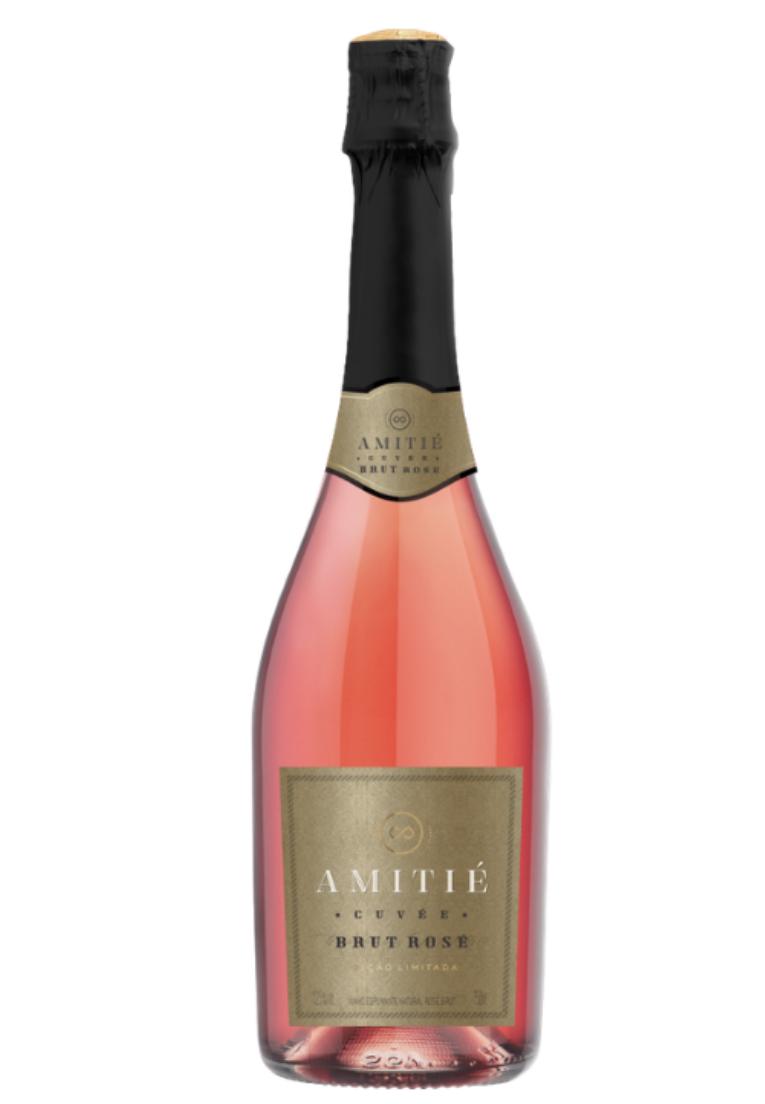 Amitié Espumante Cuvée Brut Rosé
