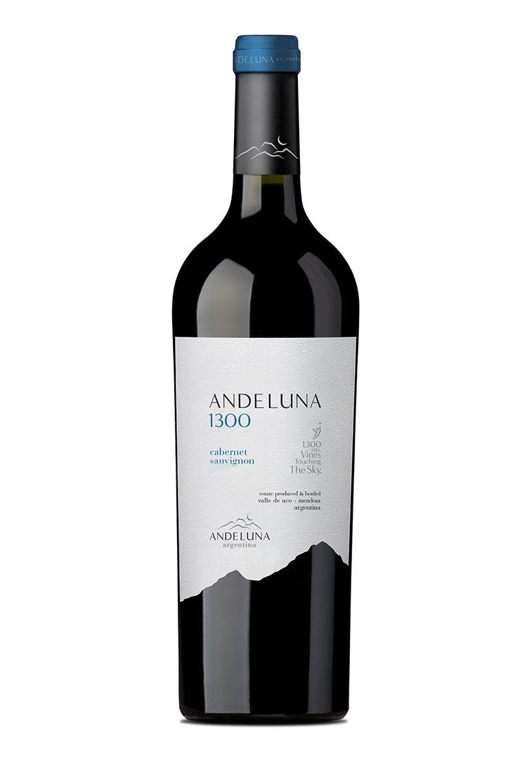 Andeluna 1300 Cabernet Sauvignon 2018