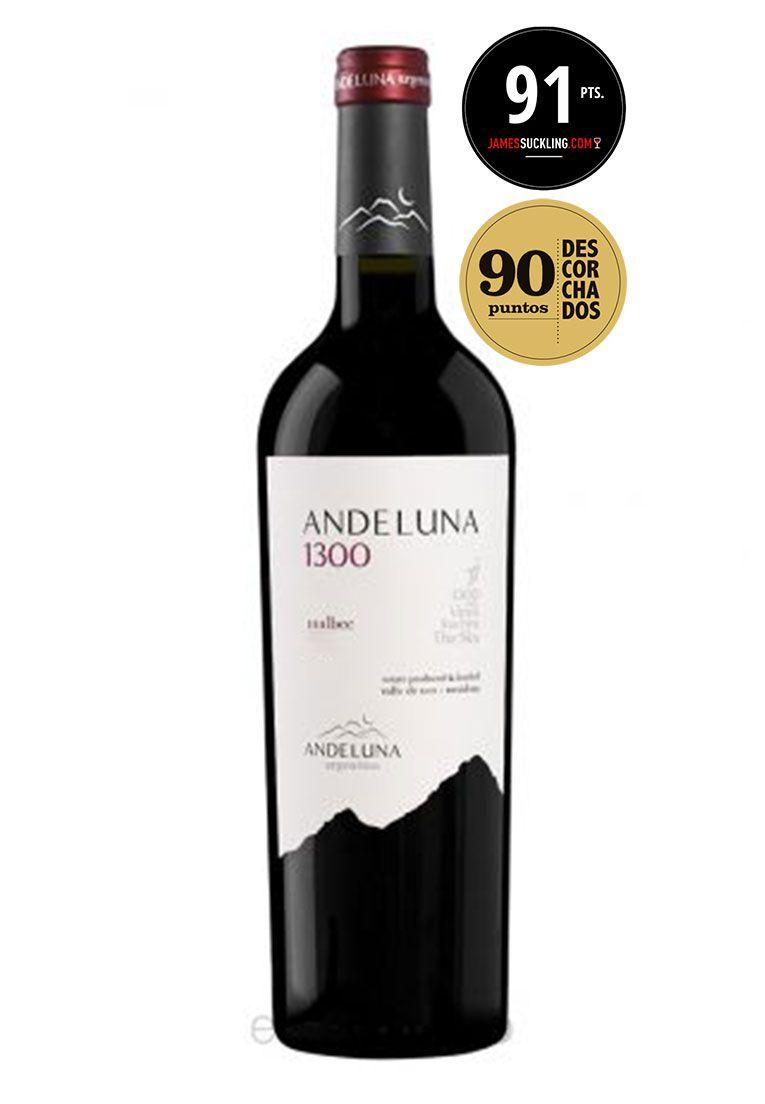 Andeluna 1300 Malbec 750ml