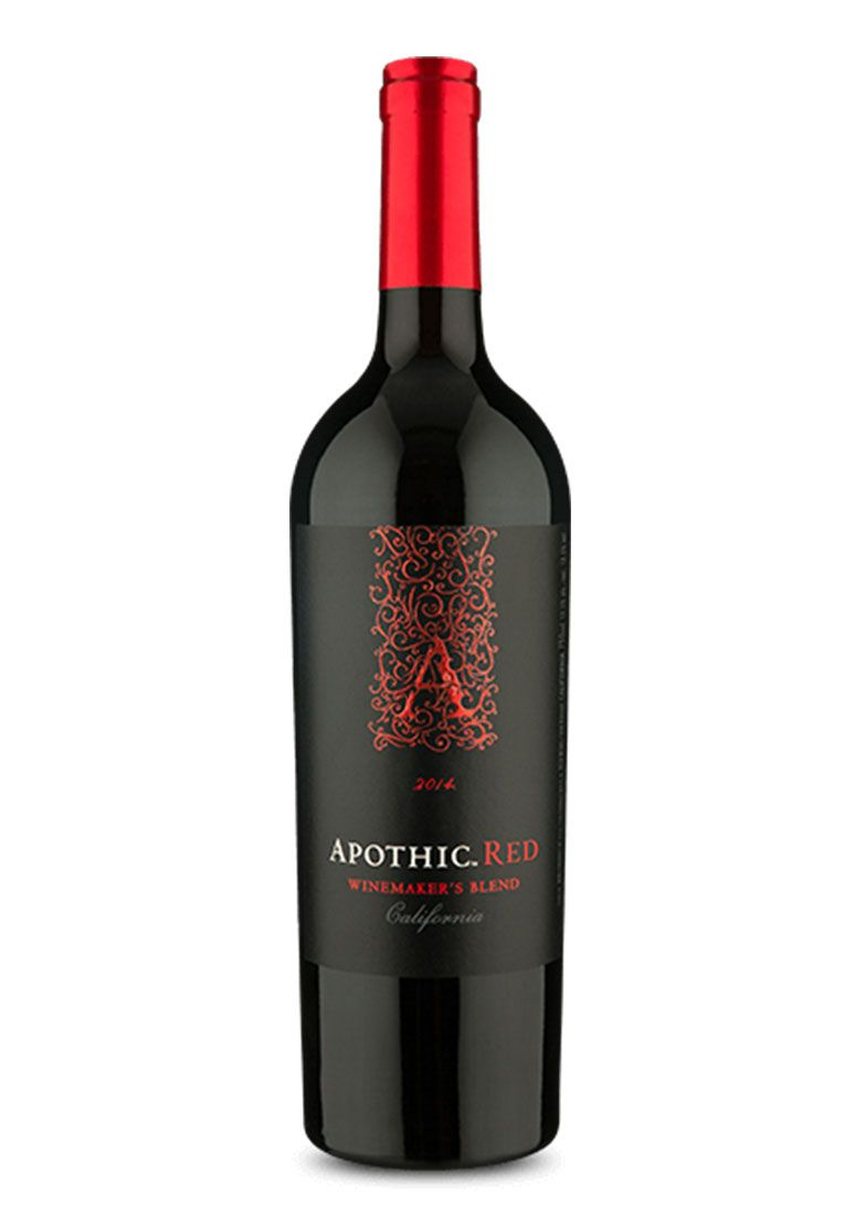 Apothic Red Winemaker´s Blend 750ml