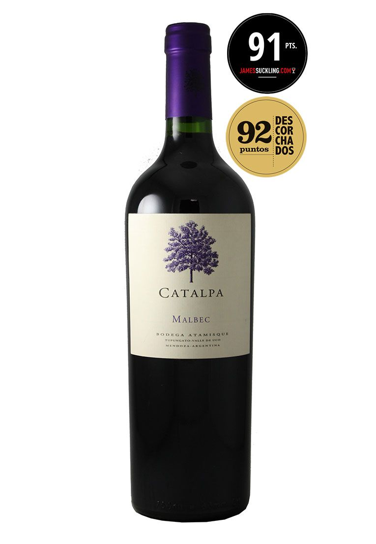 Atamisque Catalpa Malbec 750ml