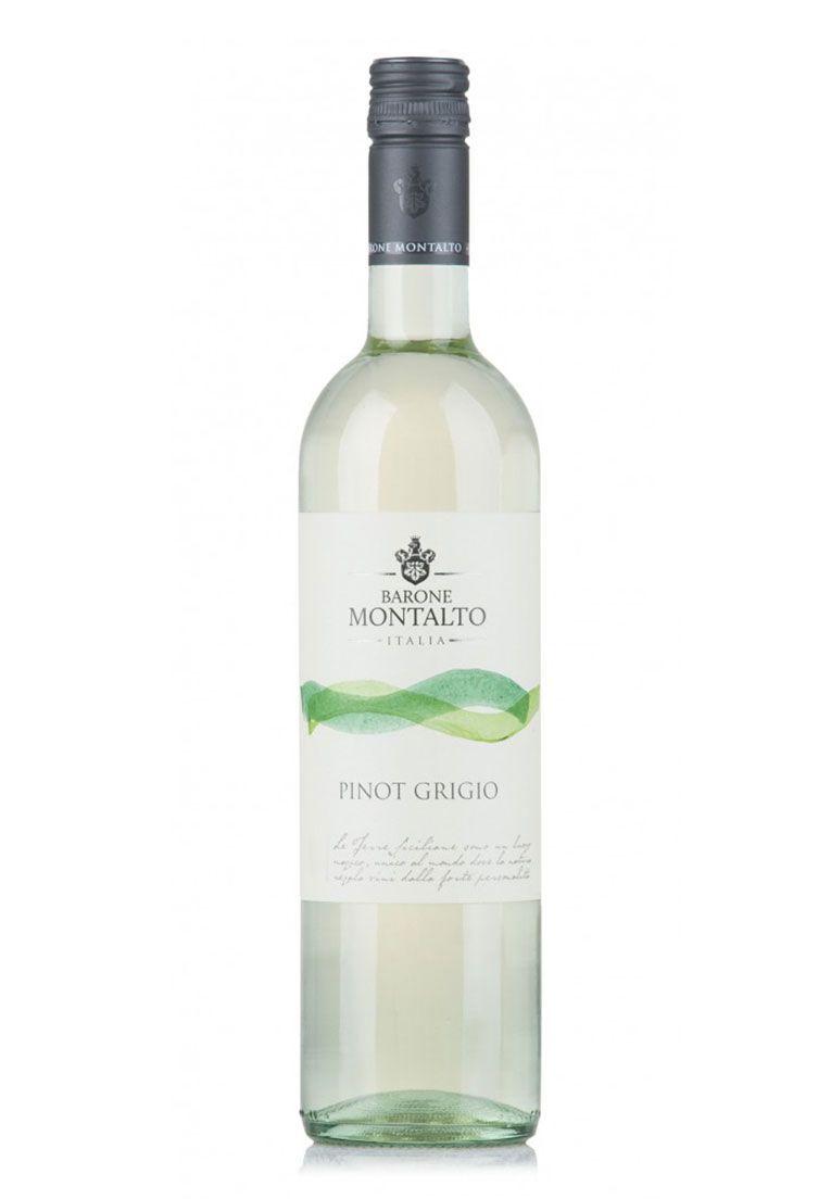 Barone Montalto Acquerello Pinot Grigio Terre Siciliane IGT 750ml
