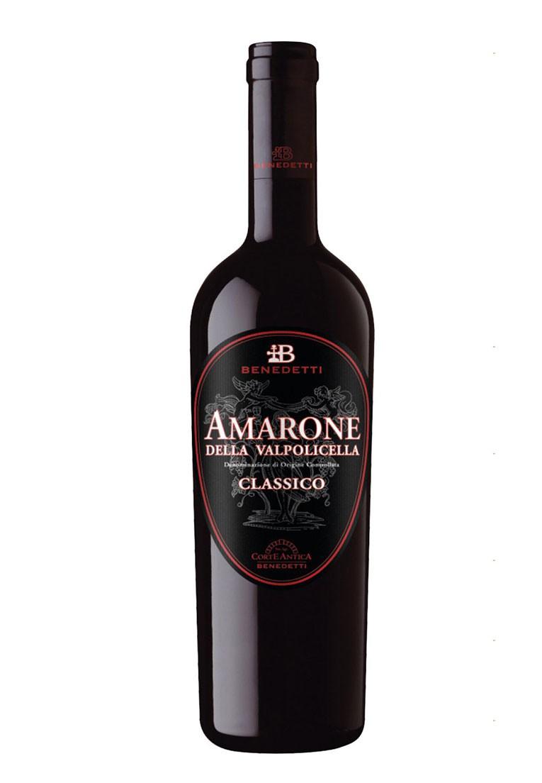 Benedetti Amarone Della Valpolicella Classico DOCG 2015