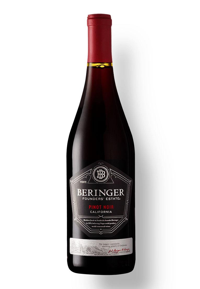 Beringer Founder´s Estate Pinot Noir 2018