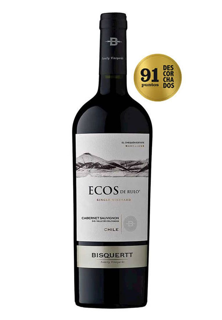Ecos de Rulo Single Vineyard Cabernet Sauvignon 750ml