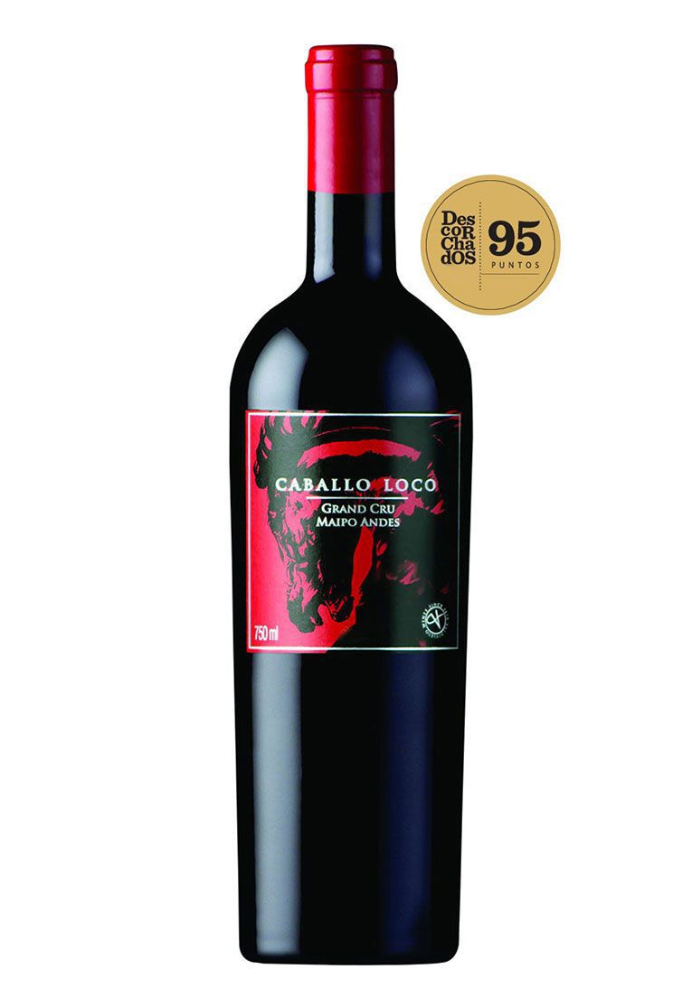 Caballo Loco Grand Cru Maipo Andes 750ml