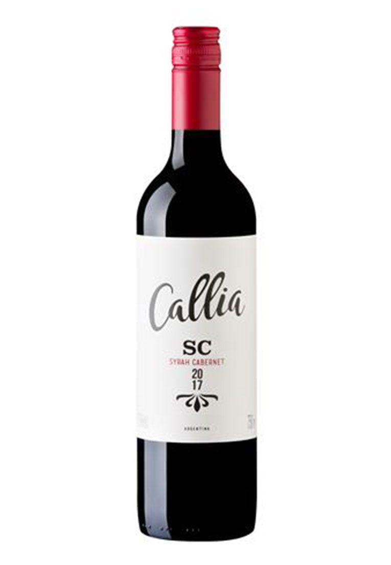 Callia Alta Syrah Cabernet Sauvignon 750ml