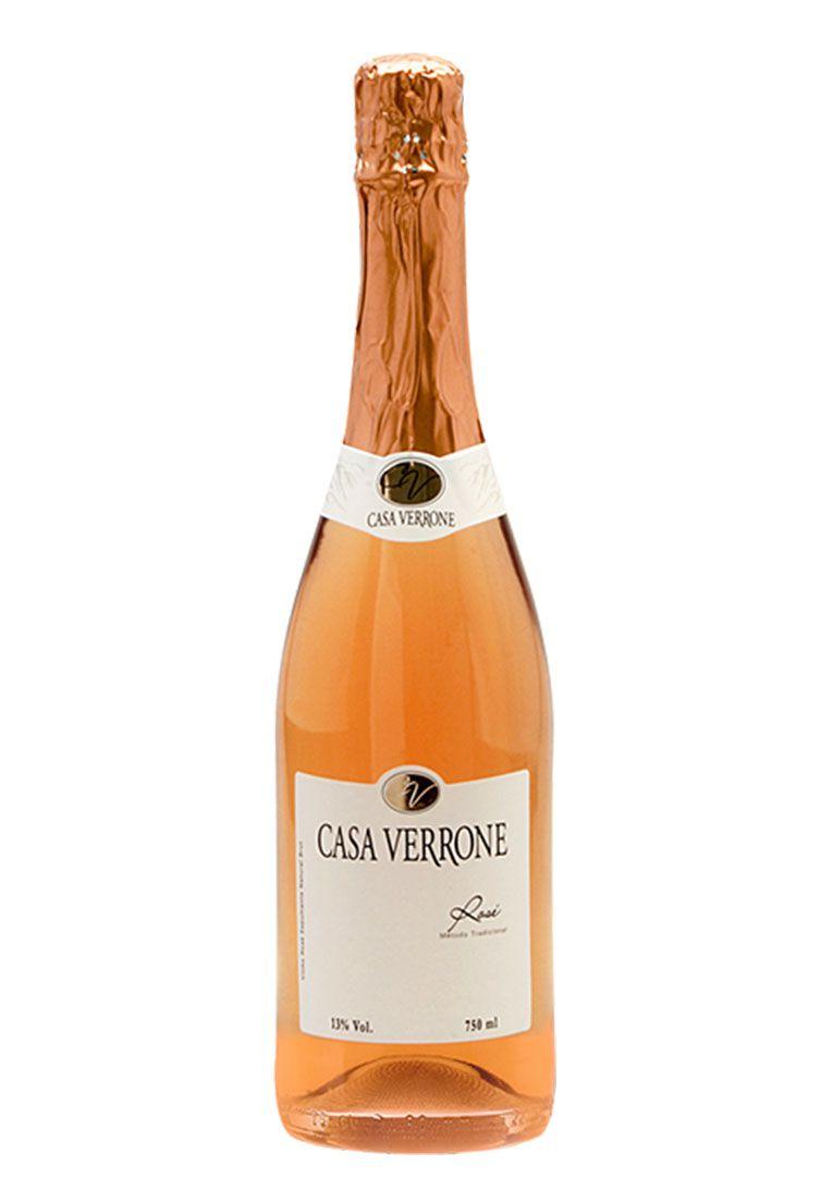 Casa Verrone Brut Rosé 750ml