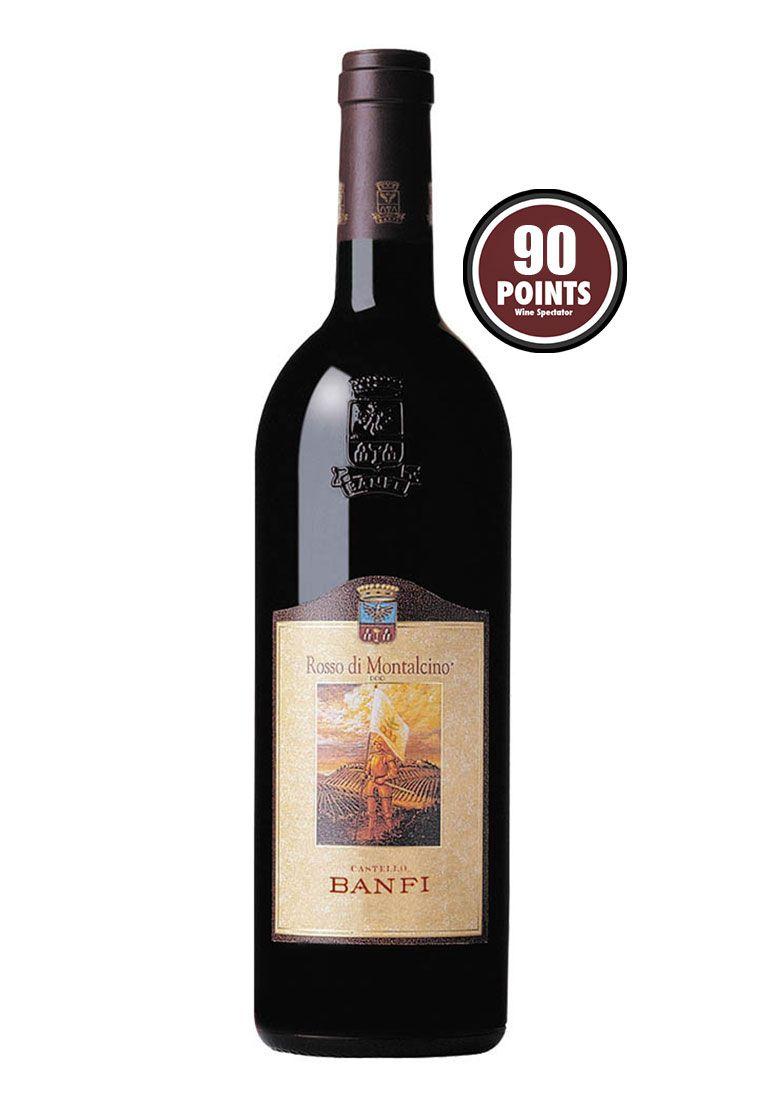 Castello Banfi Rosso di Montalcino DOC 750ml