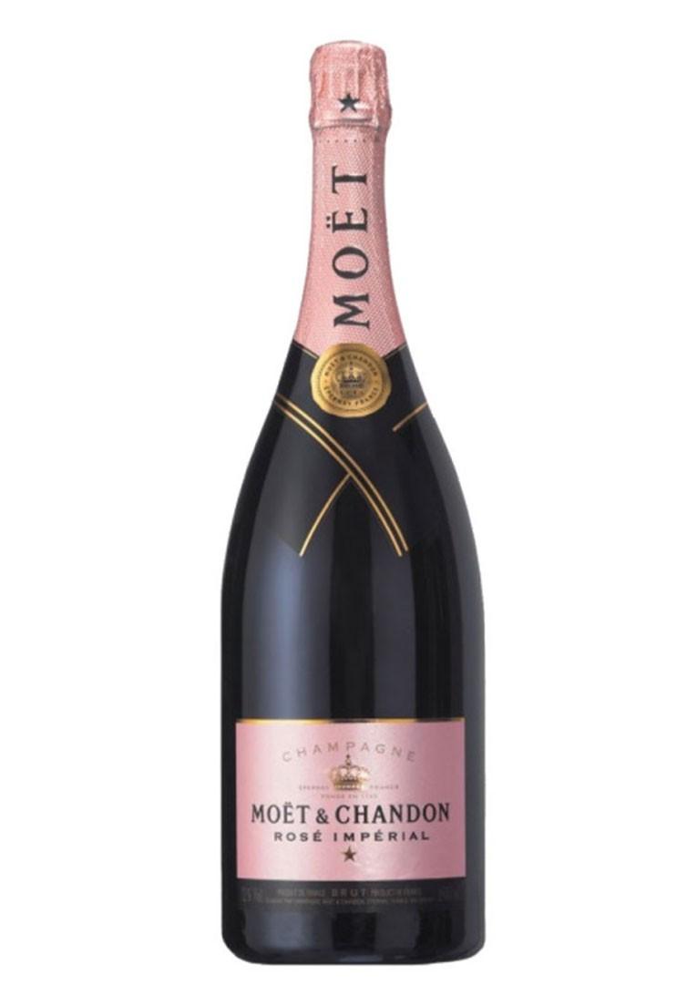 Champagne Moet Chandon Brut Rosé Imperial 750ml